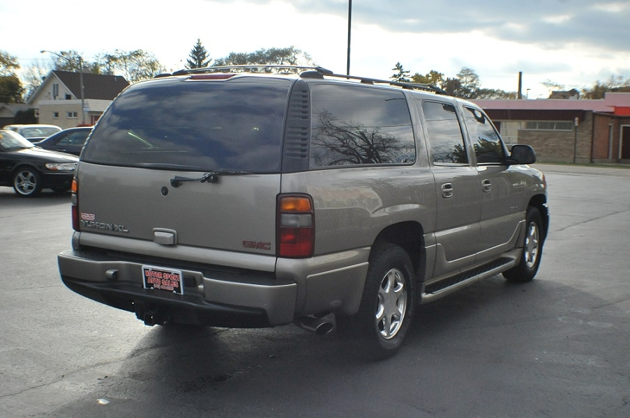 2002 GMC Yukon XL Denali 4x4 Used SUV Car Sale Buffalo Grove Deerfield Fox Lake