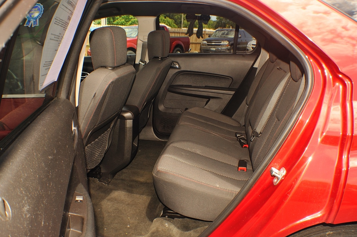 2014 Chevrolet Equinox LT Red Used SUV Sale