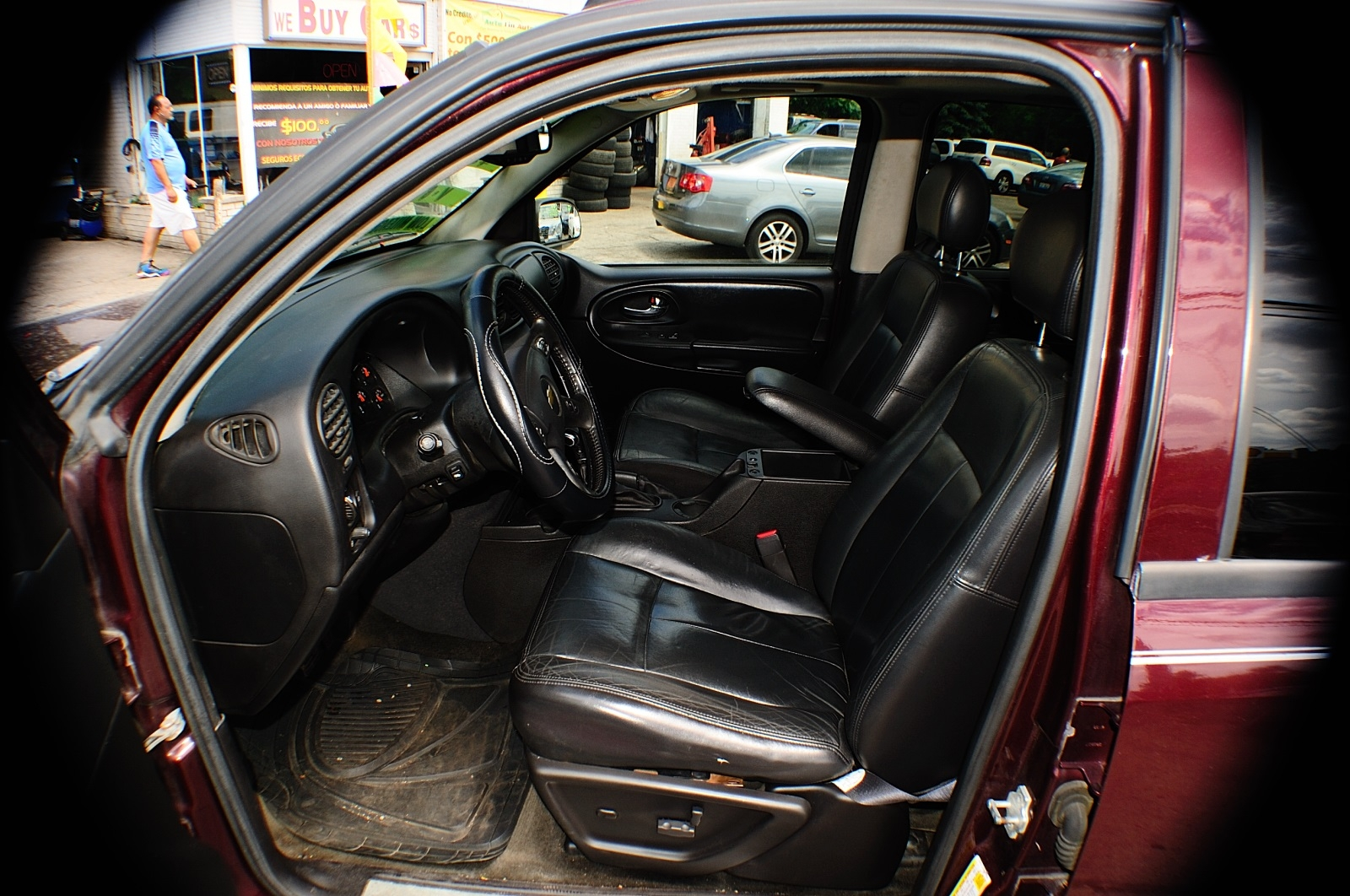 2006 Chevrolet Trailblazer LT Burgundy Used SUV Sale Streamwood Tinley Park Wheeling Woodridge