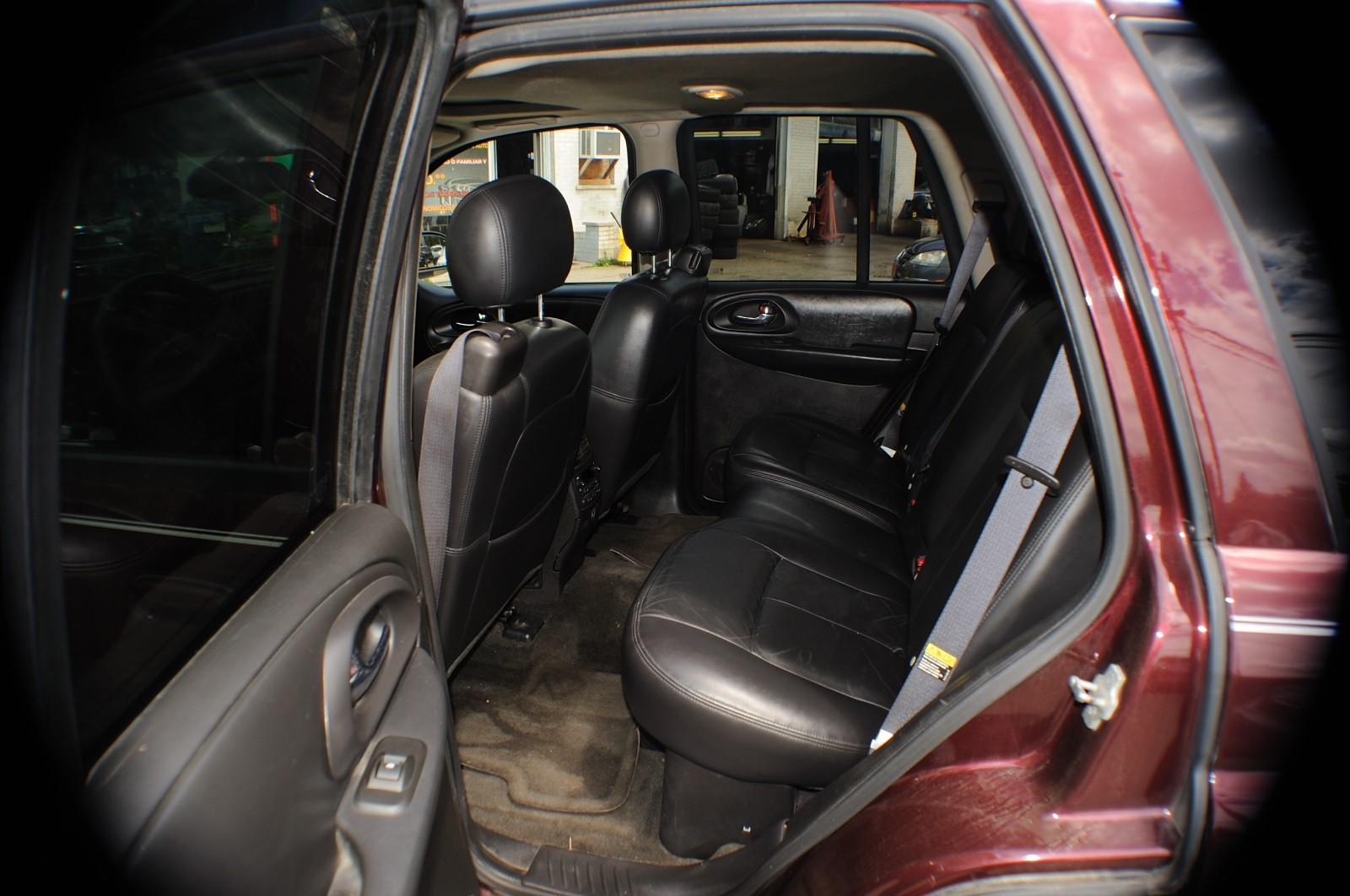 2006 Chevrolet Trailblazer LT Burgundy Used SUV Sale Aurora Berwyn Calumet City Chicago Heights