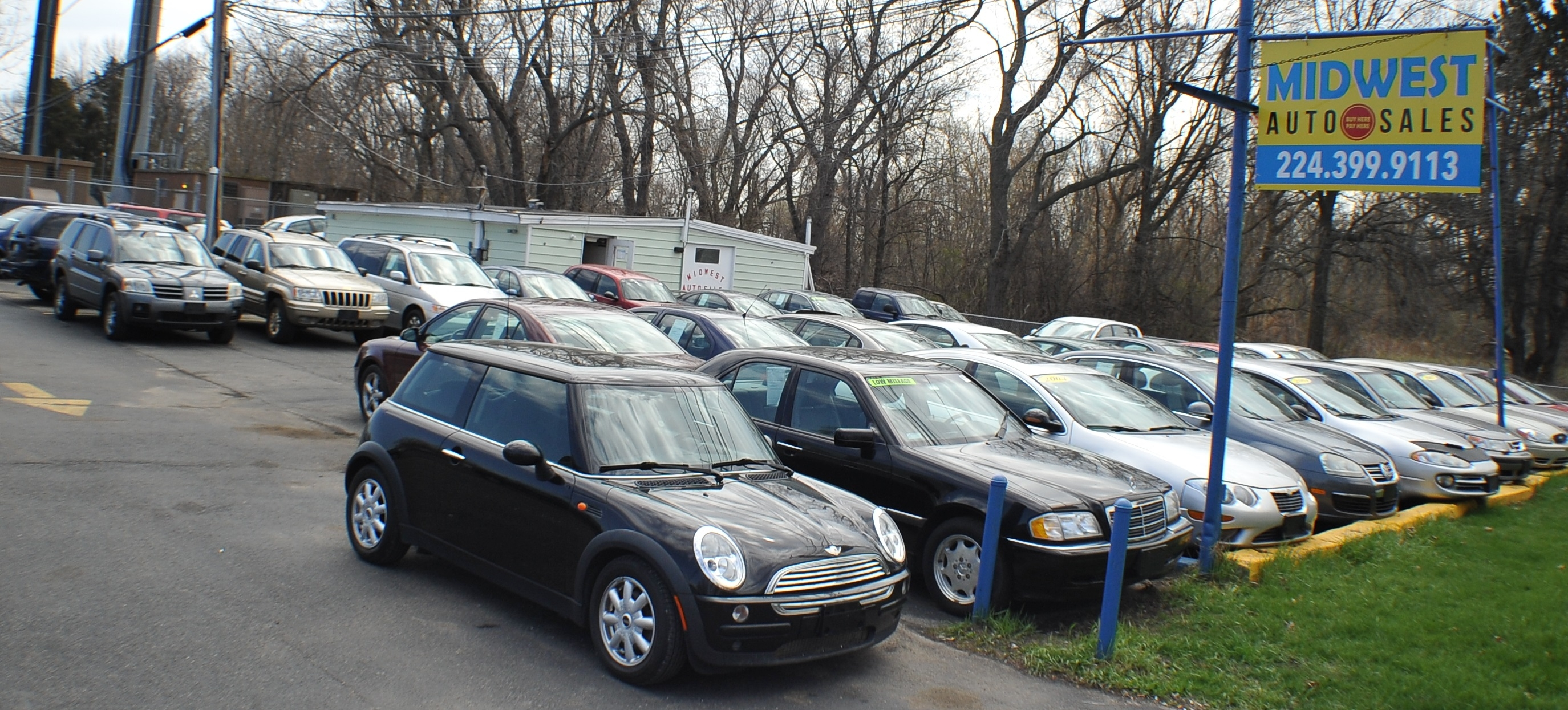 Midwest Auto sales Beach Park Illinois Best used car dealer first time buyers