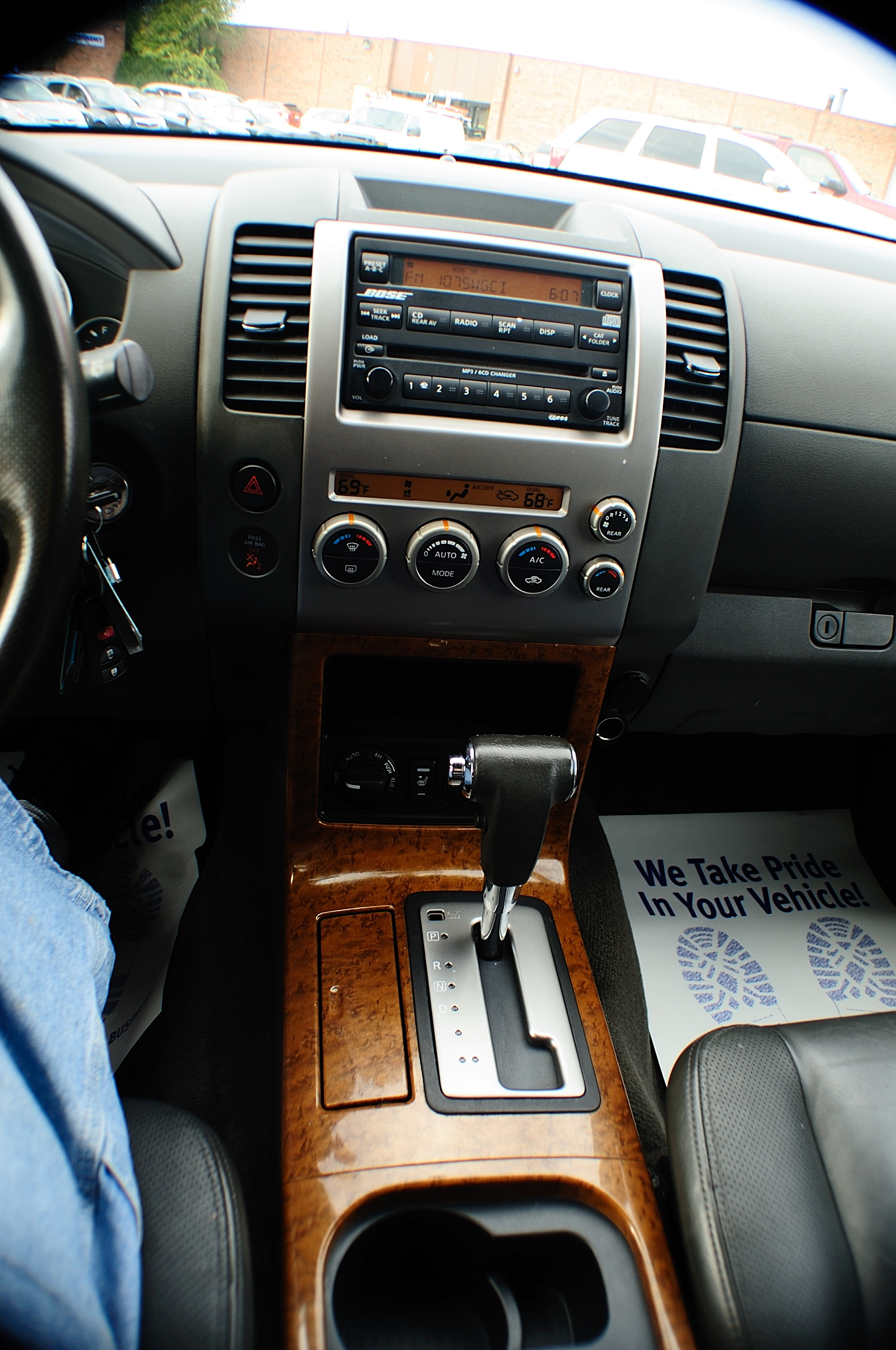 2005 Nissan Pathfinder LE Black 4x4 Used Sport SUV Sale North Chicago Old Mill Creek