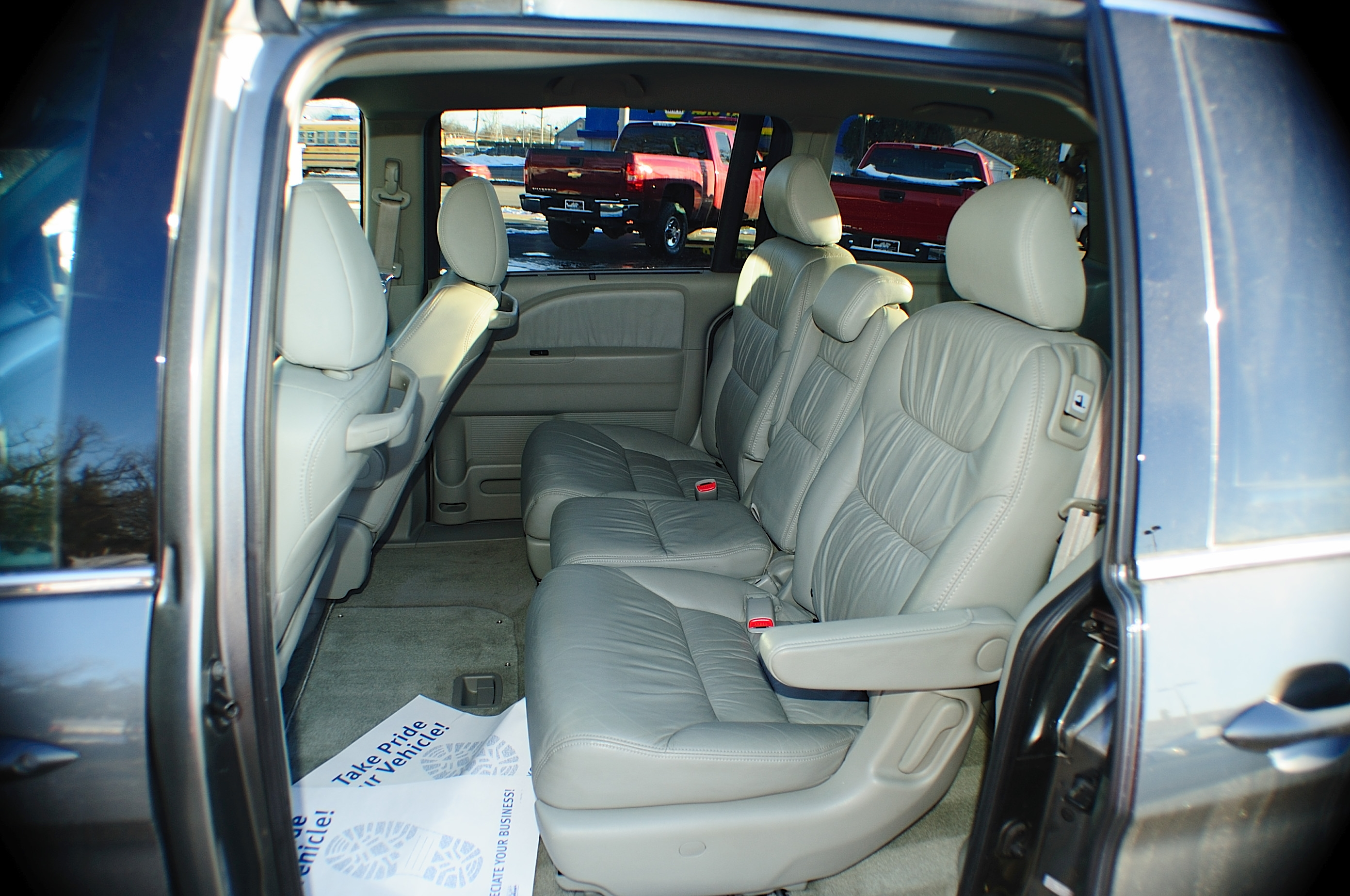 2008 Honda Odyssey Bronze used Mini Van Sale Lake Zurich Lakemoor Libertyville Lincolnshire
