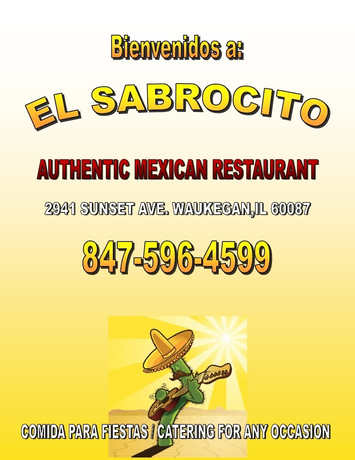 el sabrocito waukegan best mexican food