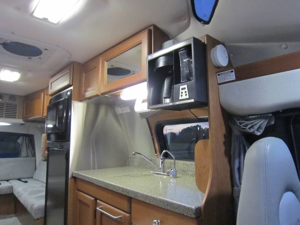 2008 Roadtrek 210 Popular Chevy Used RV Sale California Connecticut Delaware Georgia