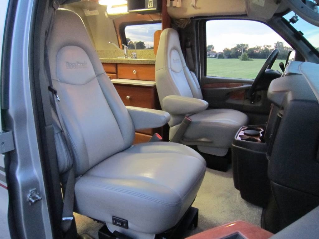 2008 Roadtrek 210 Popular Chevy Used RV Sale Indiana Wisconsin Iowa Michigan
