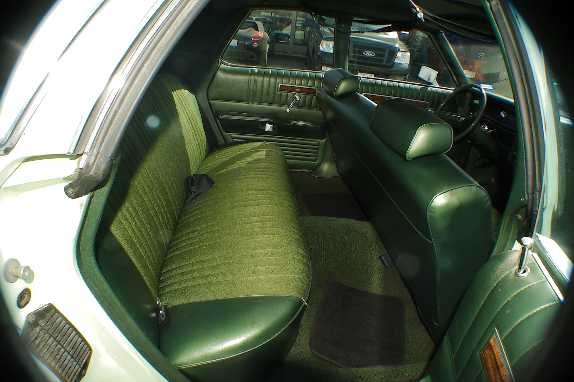 1973 Ford Galaxie 500 Green Sedan Used Car Sale Libertyville Lincolnshire Lindenhurst