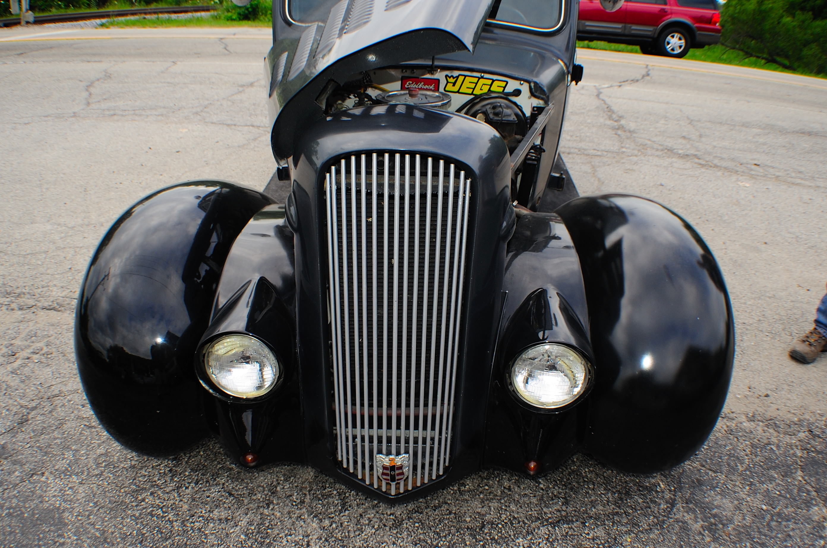 1937 Dodge Humpback Delivery Classic Hot Street Rod Car Sale Lindenhurst