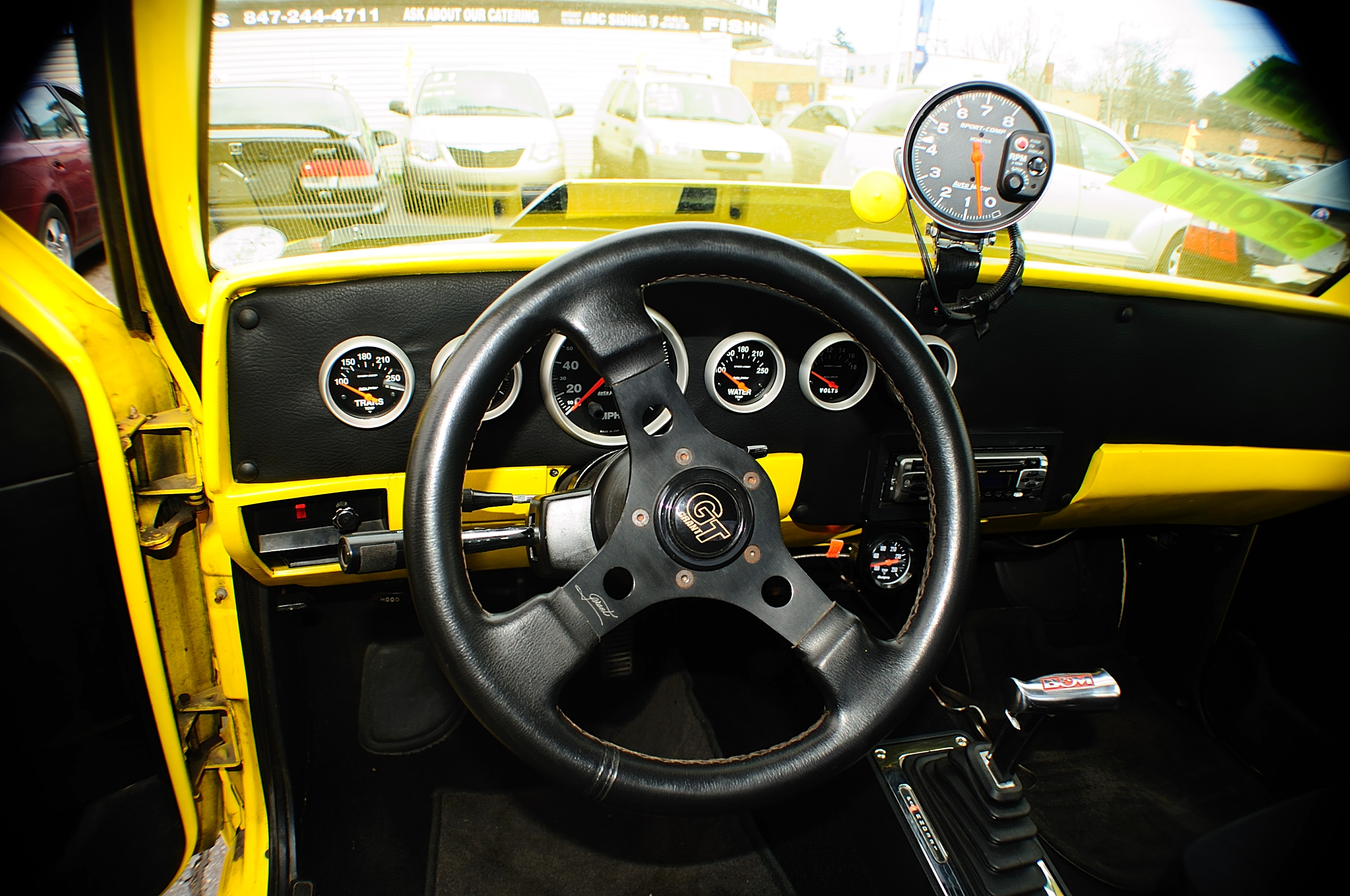 1985 Chevrolet S10 Super Bee Yellow Ext Cab sale Green Oaks Hainesville Hawthorne Woods