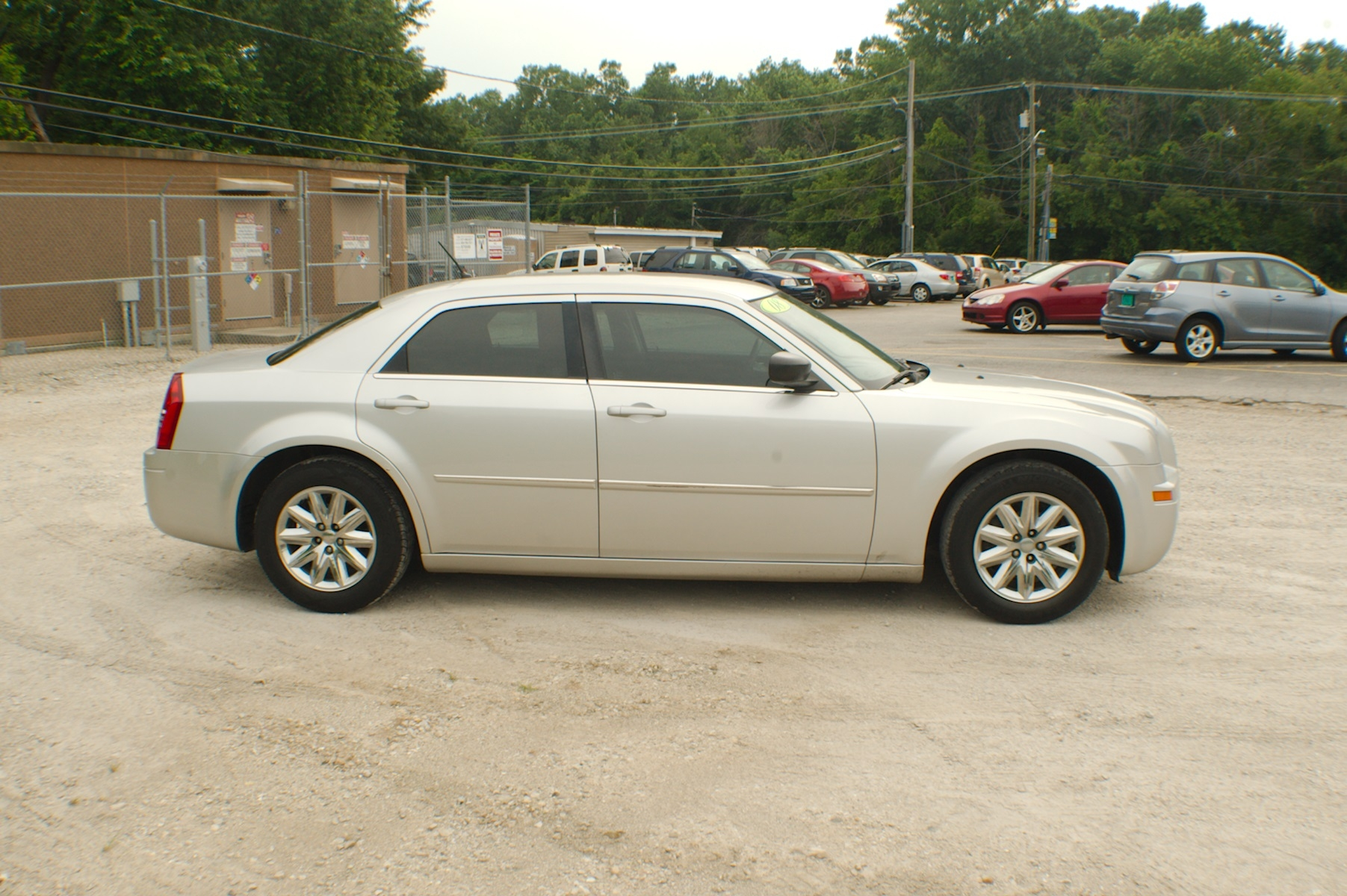 2008 Chrysler 300 Silver Sedan Used Car Sale Bannockburn Barrington Beach Park