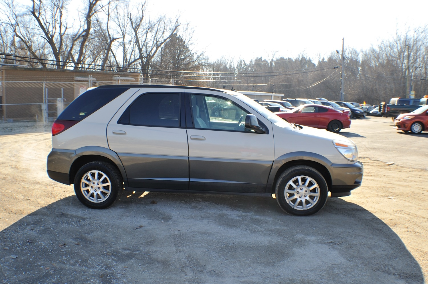 2005 Buick Rendezvous Tan SUV Sale Bannockburn Barrington Beach Park