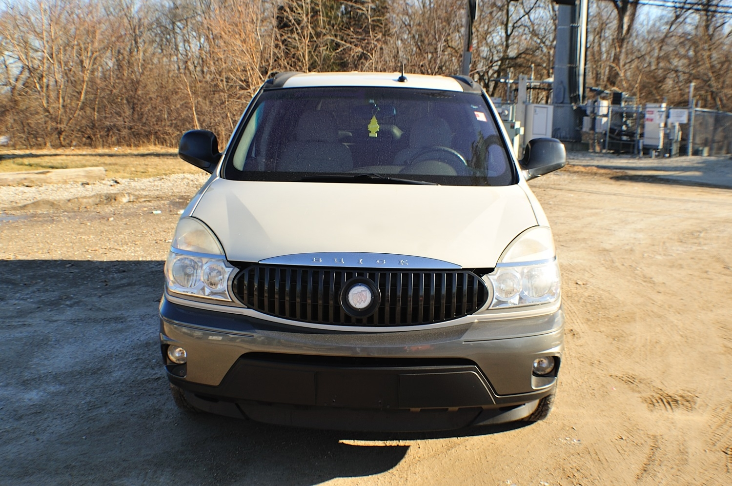 2005 Buick Rendezvous Tan SUV Sale Gurnee Kenosha Mchenry Chicago Illinois