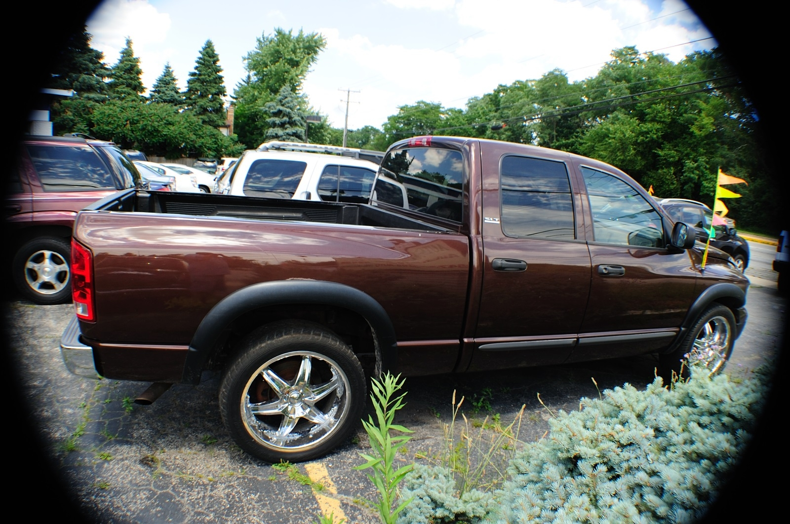 Pick Up Dodge >> 2002 Dodge Ram 1500 Brown SLT 4x2 Pickup Truck Sale