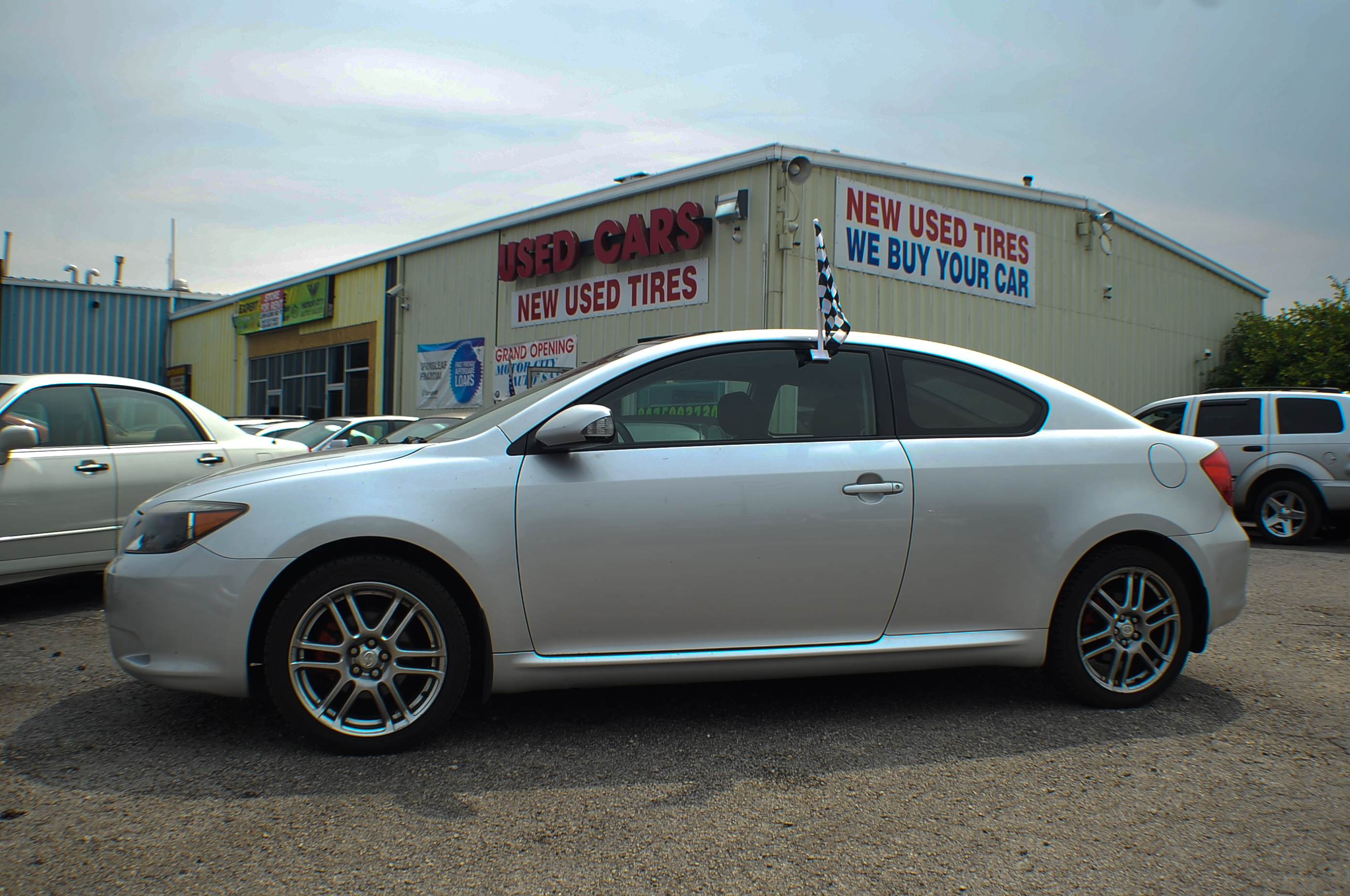 2006 Scion TC Manual Shift Coupe Used Car Sale Antioch Grayslake