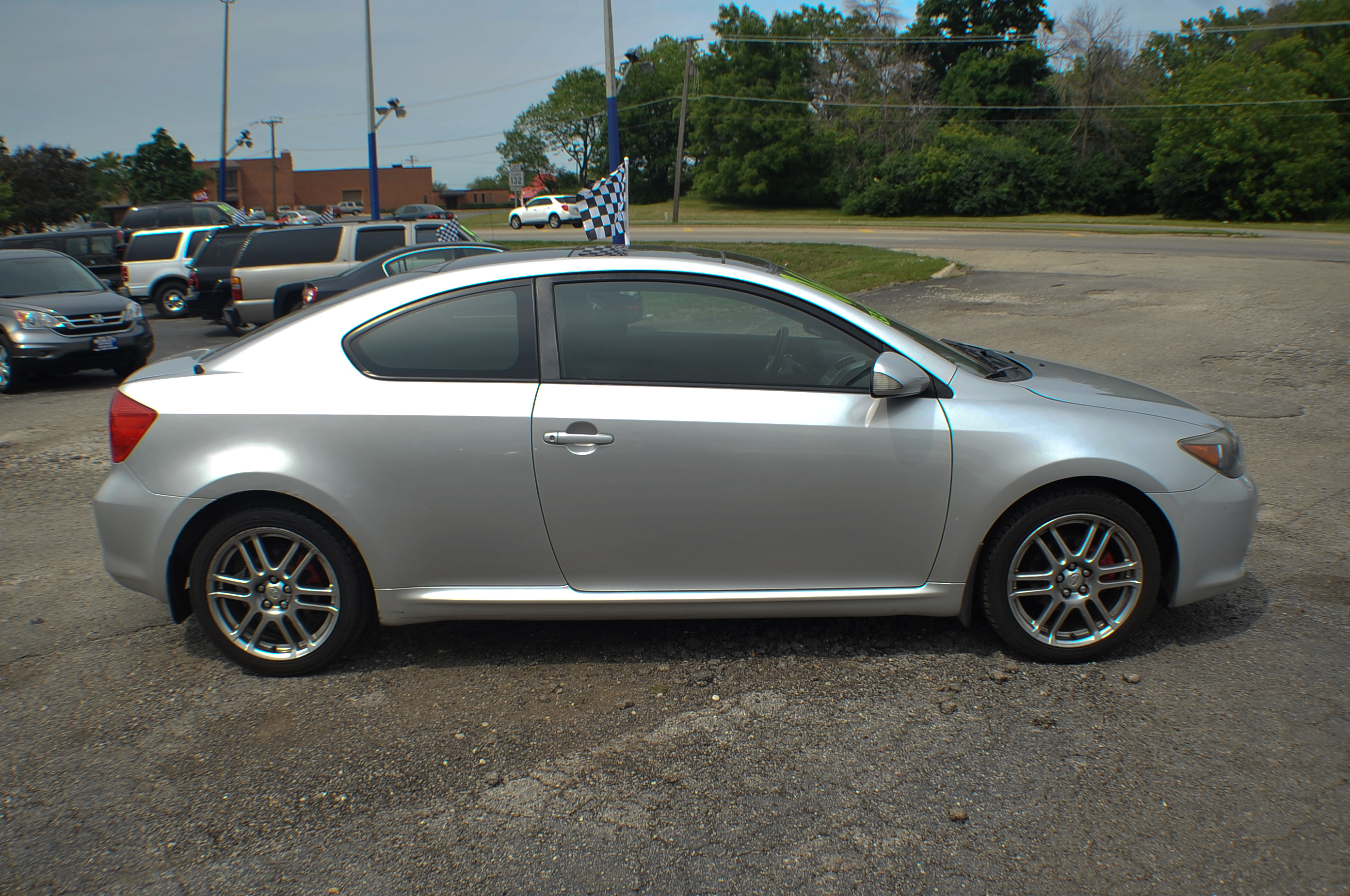 2006 Scion TC Manual Shift Coupe Used Car Sale Lindenhurst Gurnee