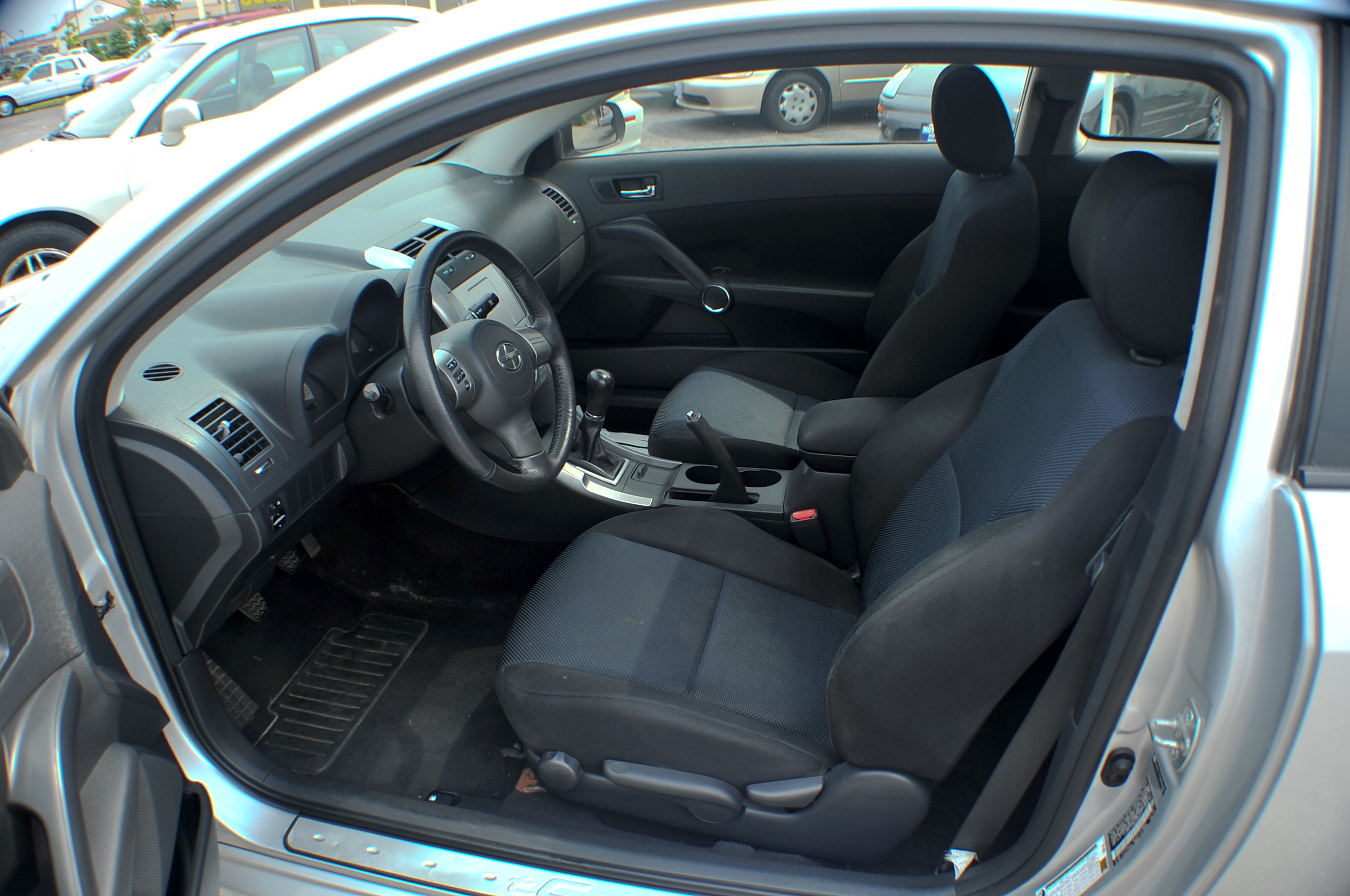 2006 Scion TC Manual Shift Coupe Used Car Sale Mchenry Wadsworth