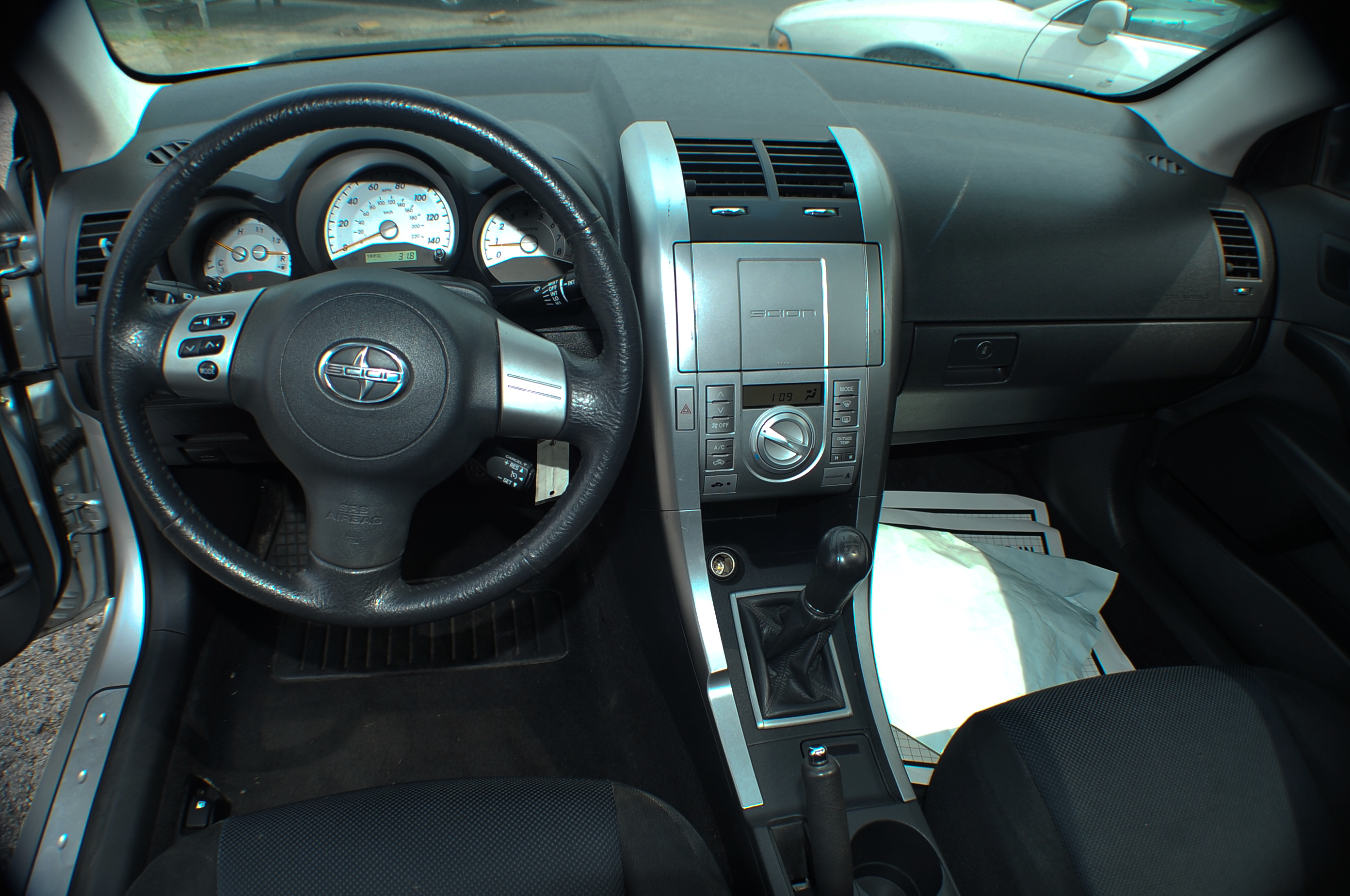 2006 Scion TC Manual Shift Coupe Used Car Sale Kenosha