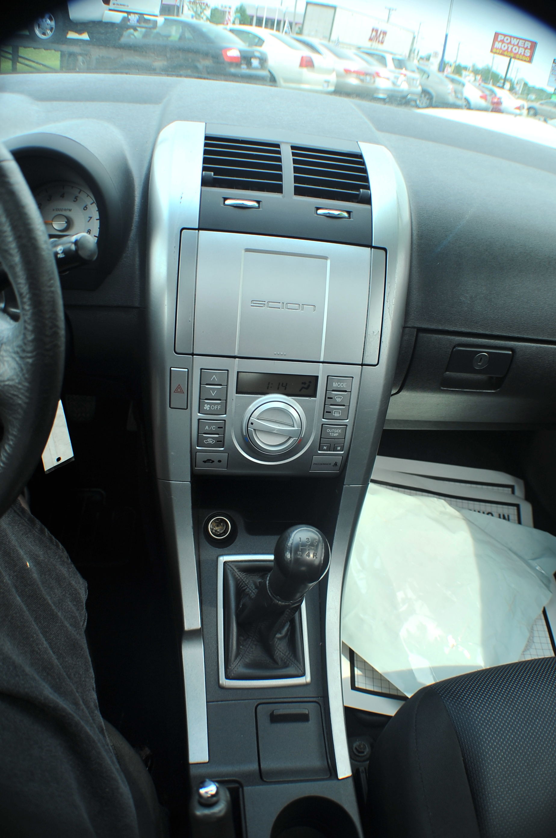 2006 Scion TC Manual Shift Coupe Used Car Sale Zion Buffalo Grove