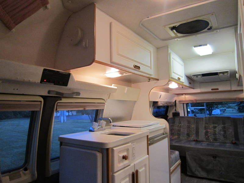 1998 Leisure Travel Freedom Wide Body Dodge Used RV Sale Colorado