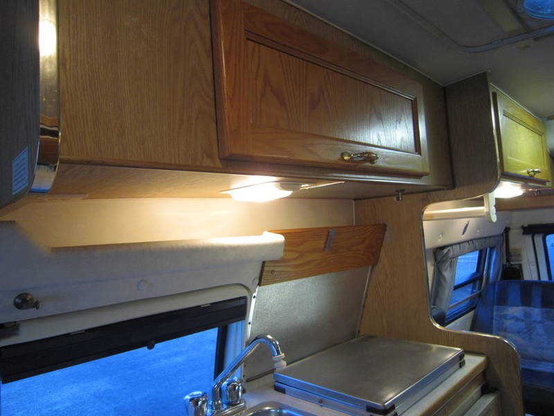 1996 Leisure Travel Freedom ll Wide Body Dodge used RV Sale camper vacation