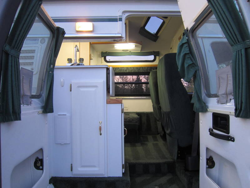1999 Explorer Motor Homes 230XL Wide Body Dodge RV sale Gurnee Kenosha Mchenry Chicago Illinois