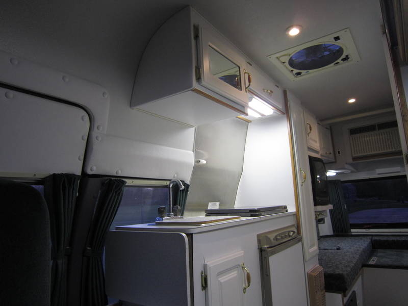 1999 Explorer Motor Homes 230XL Wide Body Dodge RV sale cheap camper