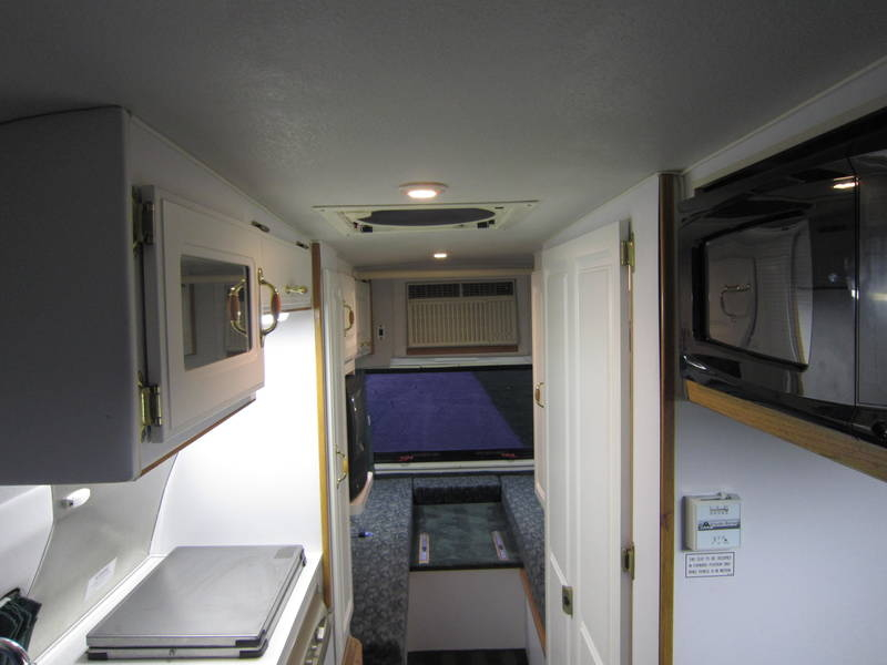 1999 Explorer Motor Homes 230XL Wide Body Dodge RV sale outdoors