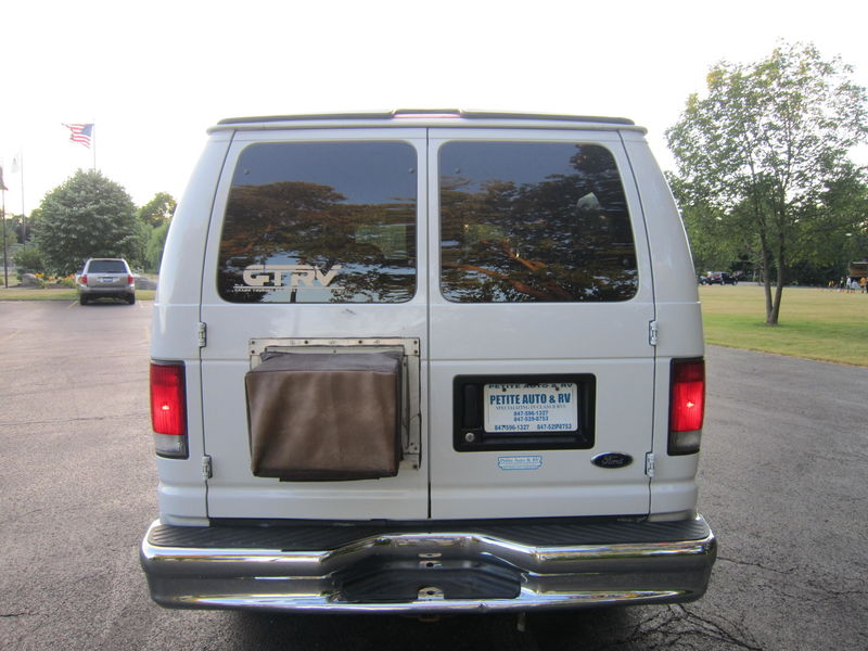2001 Ford E250 GTRV Westy RB50 Pop Top used RV sale Green Oaks Hainesville Hawthorne Woods