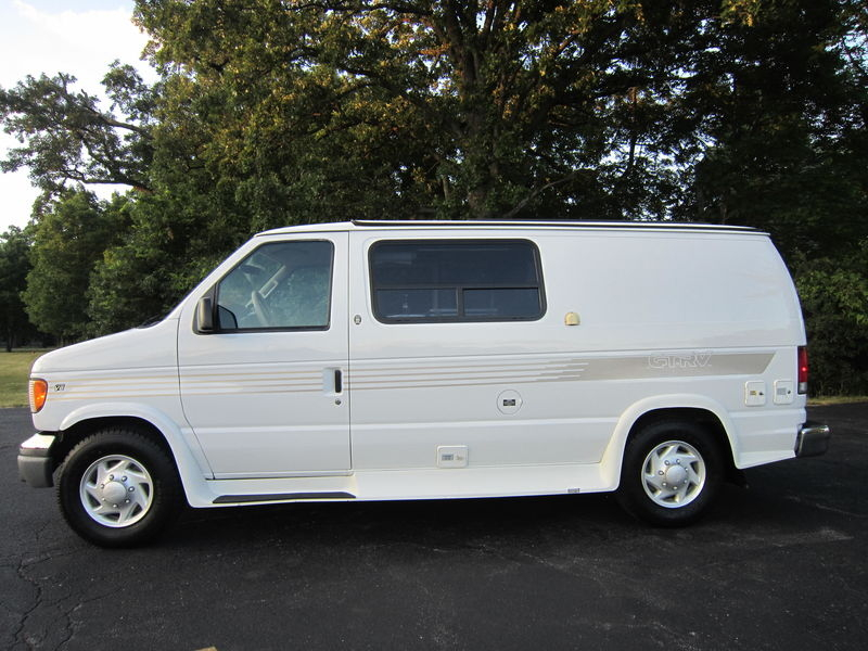2001 Ford E250 GTRV Westy RB50 Pop Top used RV sale Bannockburn Barrington Beach Park