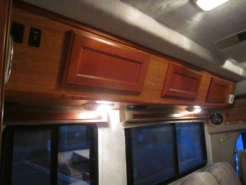 2005 Chinook Premier 2100 Class B Used RV Sale Maine New England