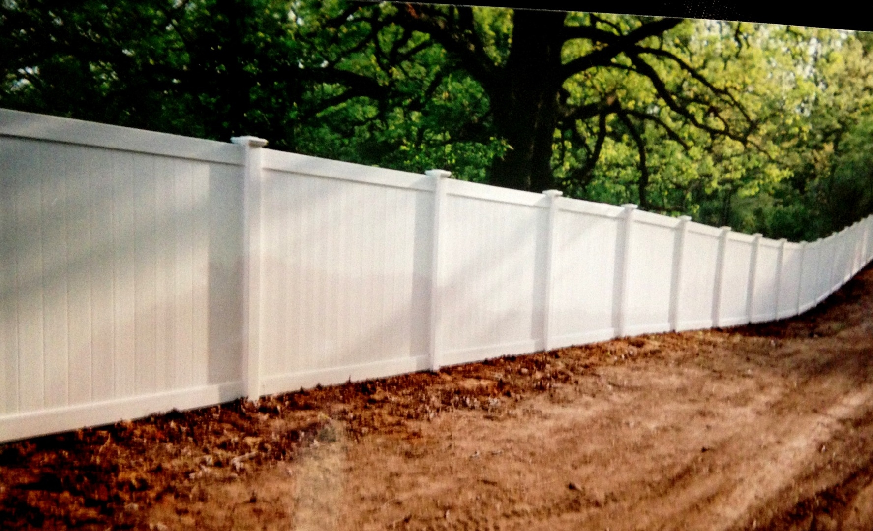 Privacy Fence Commercial Fencing Company Gurnee Zion Libertyville