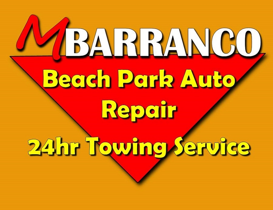 Barranco Auto Repair Garage and Tow Towing Fix your car serving Beach Park
