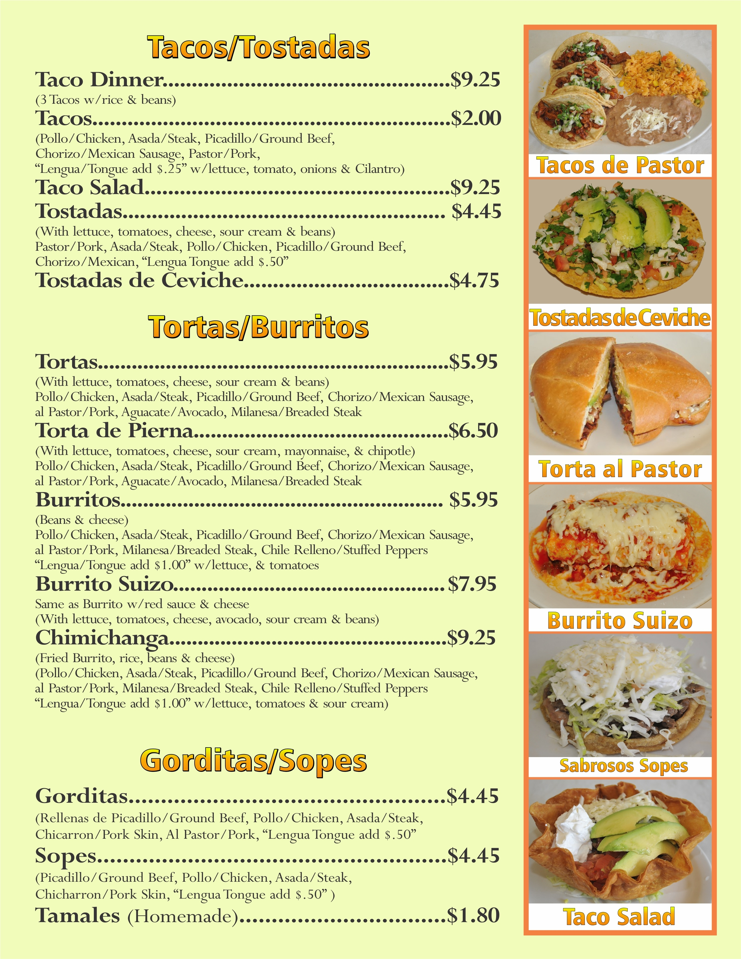 El Sabrocito Authentic Best Mexican Food Restaurant Waukegan