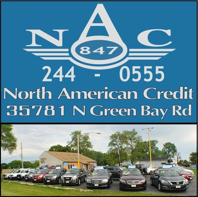North American Credit Auto Sales Waukegan used cars trucks Suv