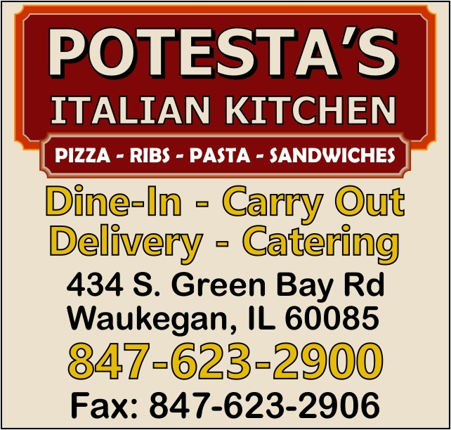 Potestas Pizza Waukegan