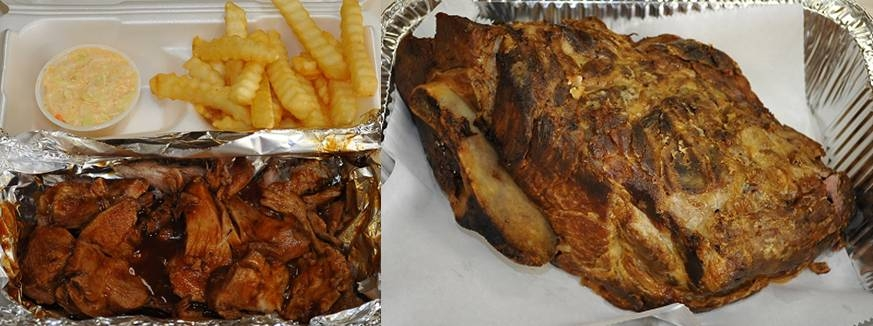 waukegan catering Hillerys barbecue rib meat smoked pork shoulder