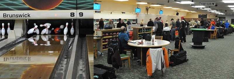 bowling leagues Waukegan Pool hall Lake County tournaments Illinois