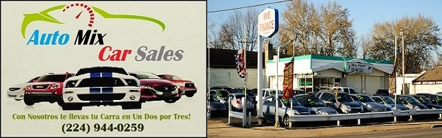 Auto Mix Used Cars Waukegan