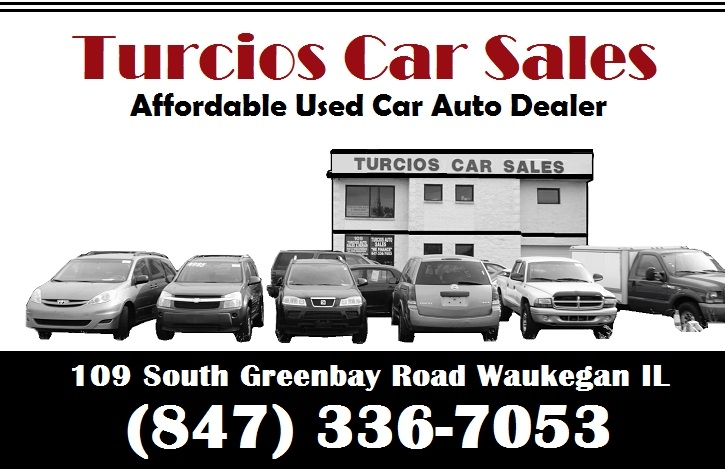 Turcios used car auto sales Waukegan used Trucks Cars vehicles sale