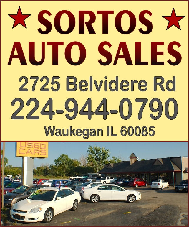 Sortos Auto Sales Waukegan used car truck vehicle dealer