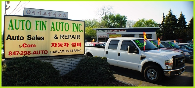Auto Fin used car sale Mount Prospect