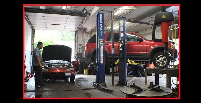 muffler brake repair shop Waukegan lake County Illinois 60085