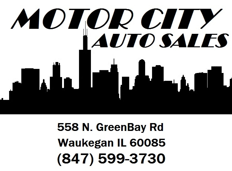 Motor City Auto Sales Waukegan used car dealer Lake County Illinois