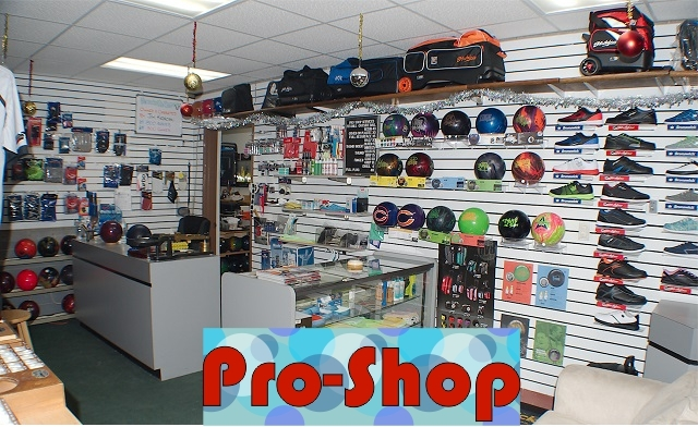 Bowling Pro Shop Illinois Lake County Waukegan