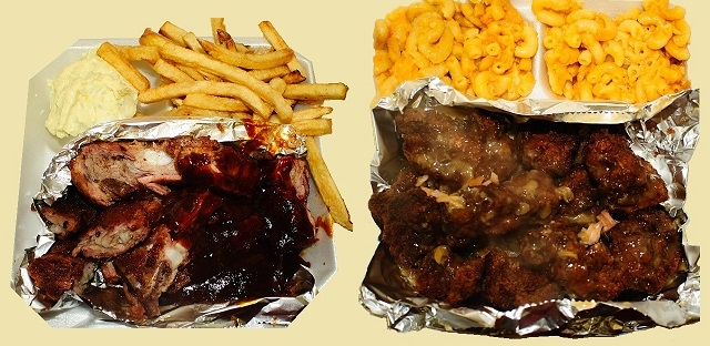 rib tips Waukegan BBQ favorite restaurant Lake County Illinois