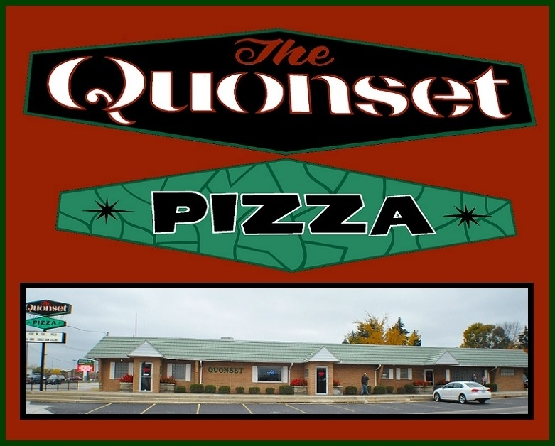 Quonset Pizza Menu Waukegan Best delivery Bomber sandwich Chicagos favorite pizzeria