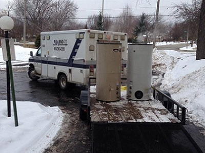 Commercial plumbing New Milford Owen Pecatonica Rockford Illinois